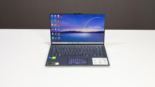 ASUS ZenBook 14 UX435 Top 2