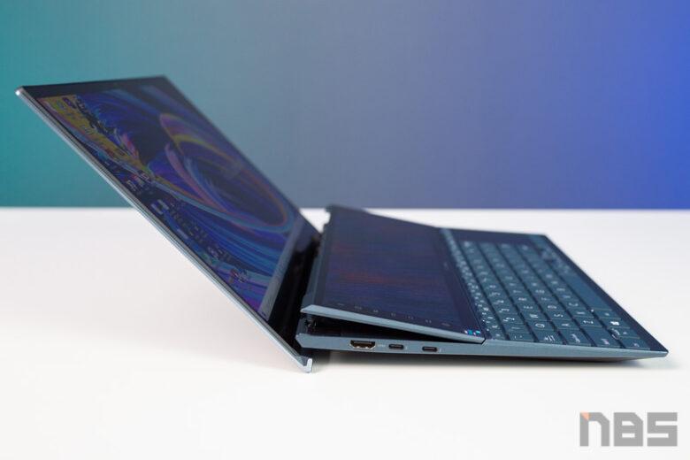 ASUS ZenBook Duo 14 UX482 Demo Review 36