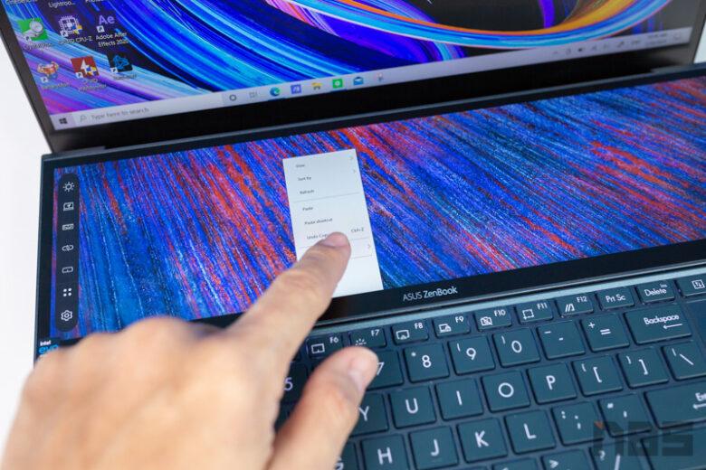 ASUS ZenBook Duo 14 UX482 Demo Review 67