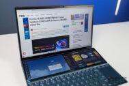ASUS ZenBook Duo 14 UX482 Demo Review 69