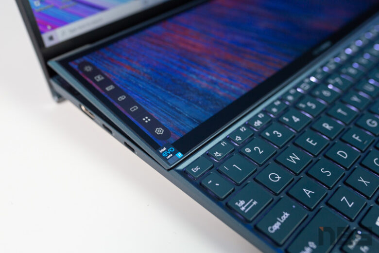 ASUS ZenBook Duo 14 UX482