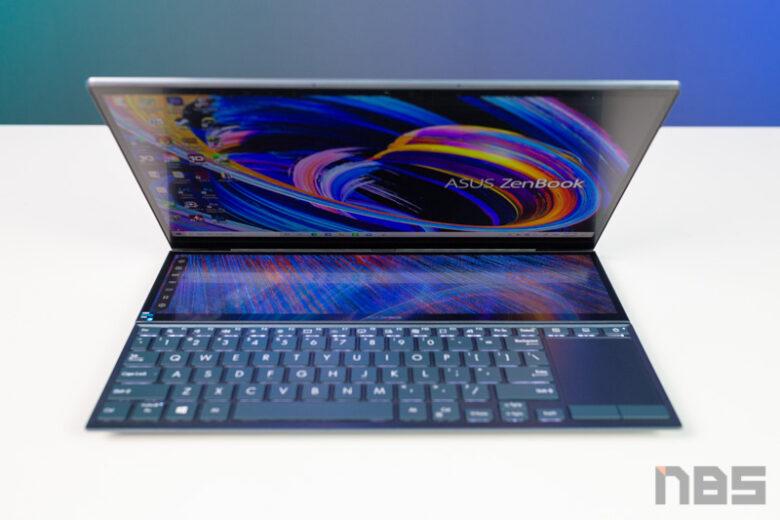 ASUS ZenBook Duo 14 UX482 Demo Review 74