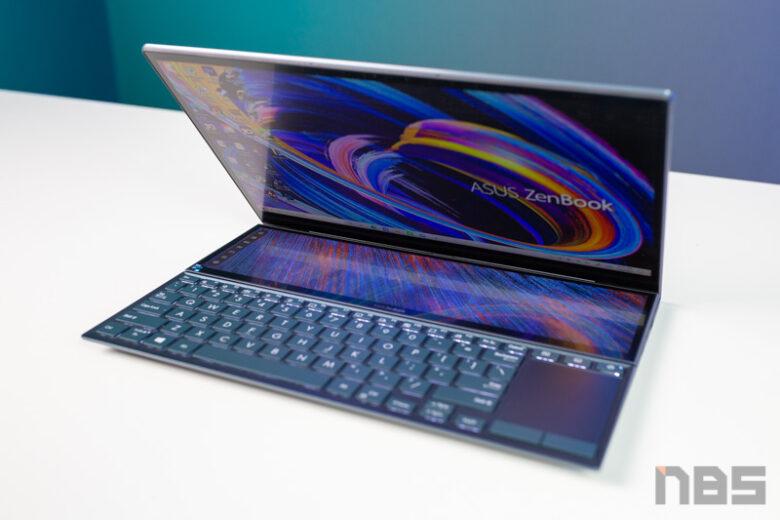 ASUS ZenBook Duo 14 UX482 Demo Review 76