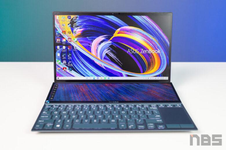ASUS ZenBook Duo 14 UX482 Demo Review 77