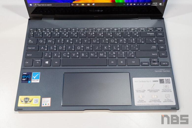 ASUS ZenBook Flip 13 UX363 Review 12