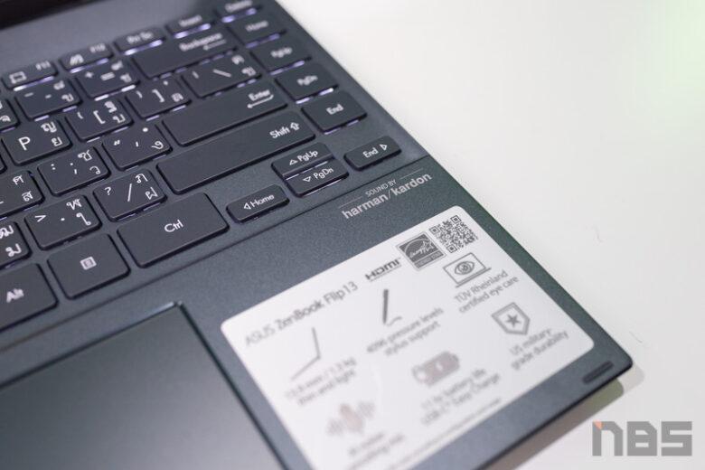 ASUS ZenBook Flip 13 UX363 Review 14