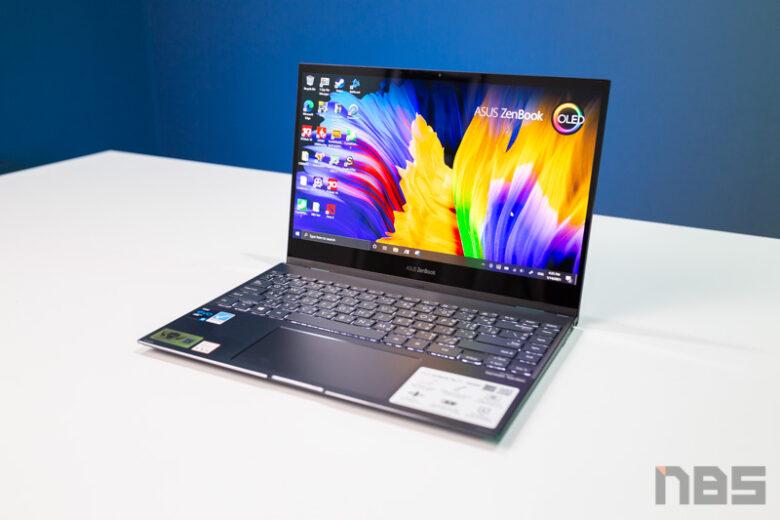 ASUS ZenBook Flip 13 UX363 Review 2