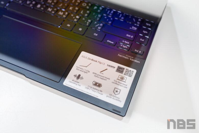 ASUS ZenBook Flip 13 UX363 Review 25