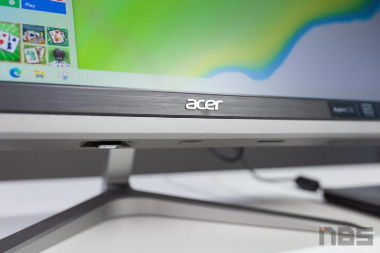 Acer Aspire C22 1650 AIO Review 12
