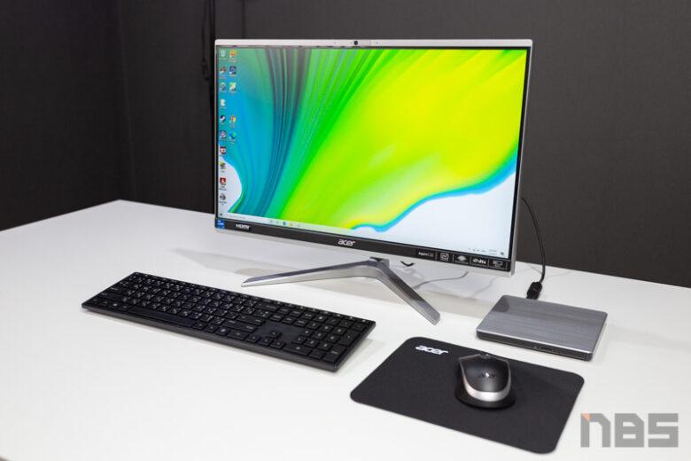 Acer Aspire C22 1650 AIO Review 3