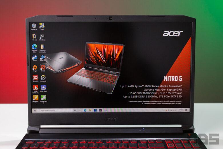 Acer Nitro 5 r5000 demo Preview 9