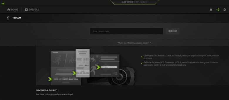 GeForce Experience 2020 16