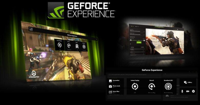 GeForce Experience 2020 cov