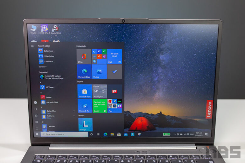 Lenovo ThinkPad 13s Core i Gen 11 Review 4