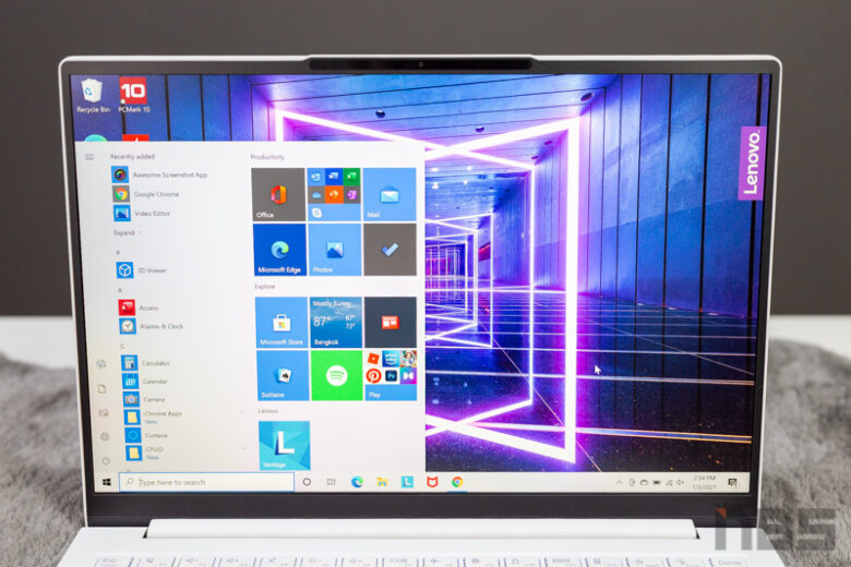 Lenovo YOGA Slim 7i Review 6