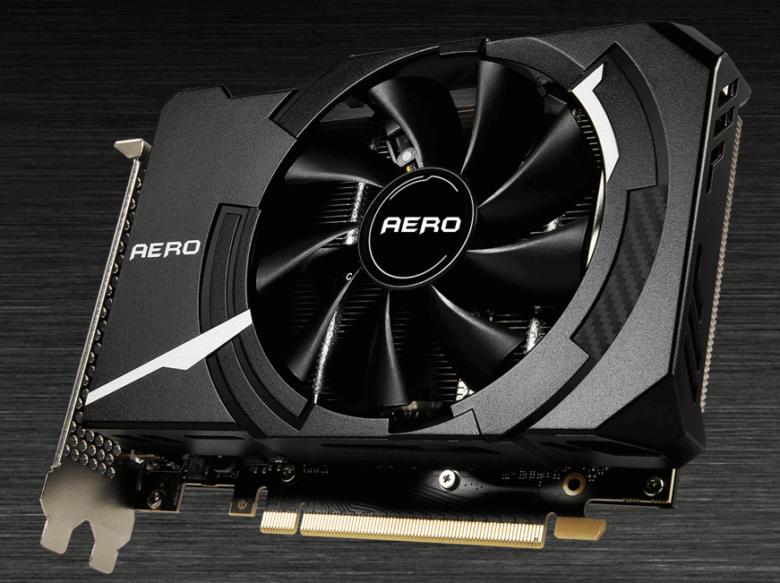 MSI GeForce RTX 3060Ti Aero ITX 001