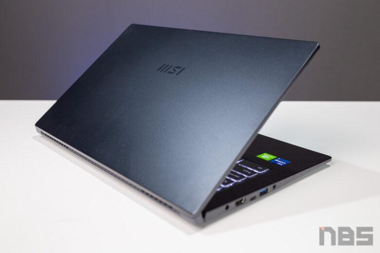 MSI Modern 15 i7 MX450 Review 22