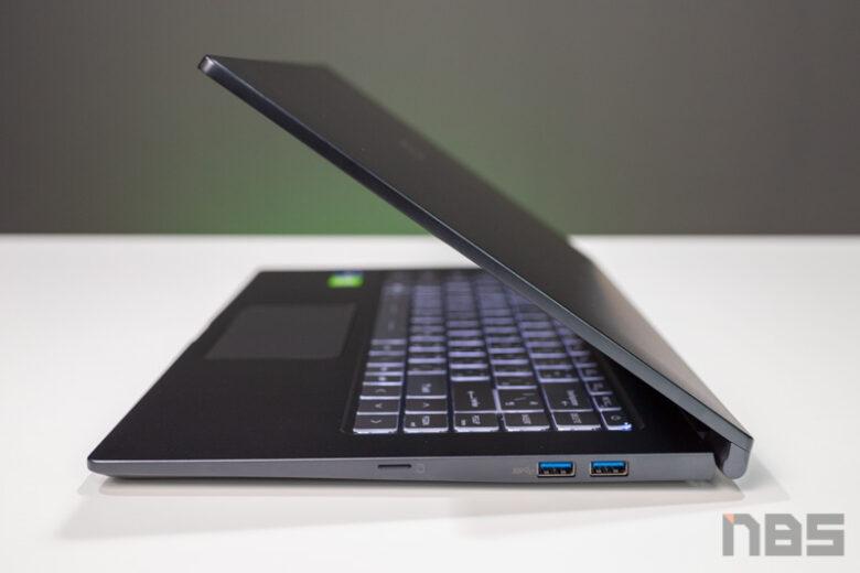 MSI Modern 15 i7 MX450 Review 35