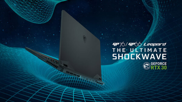 MSI Notebook 2021 p4
