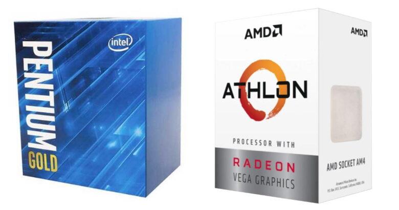 ตารางเปรียบเทียบ CPU Intel กับ AMD 2021