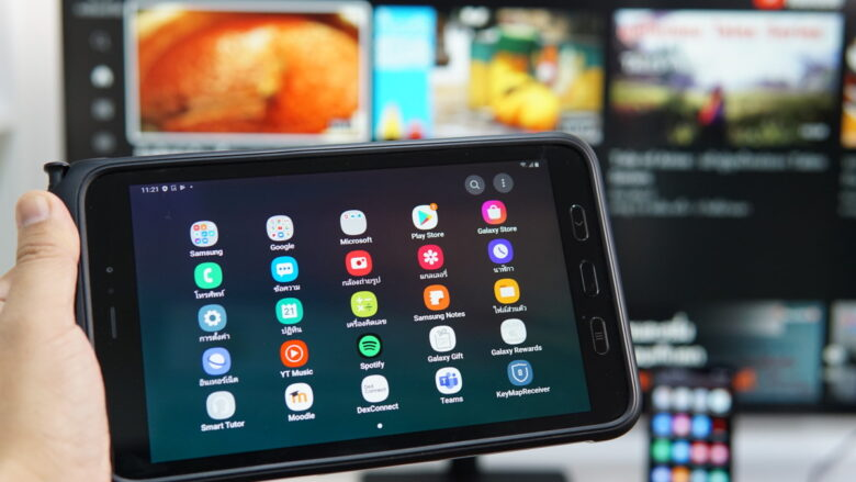 Samsung Smart Monitor M7 18