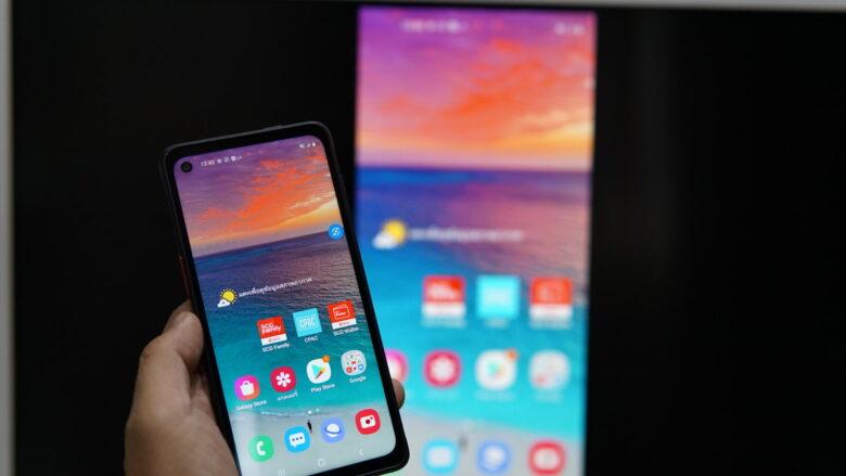 Samsung Smart Monitor M7 42