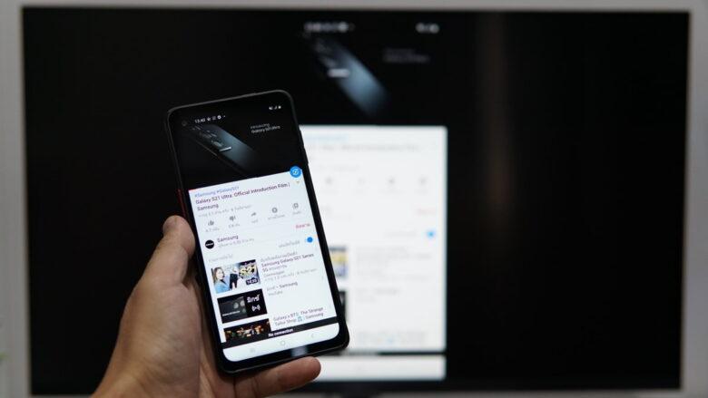 Samsung Smart Monitor M7 44