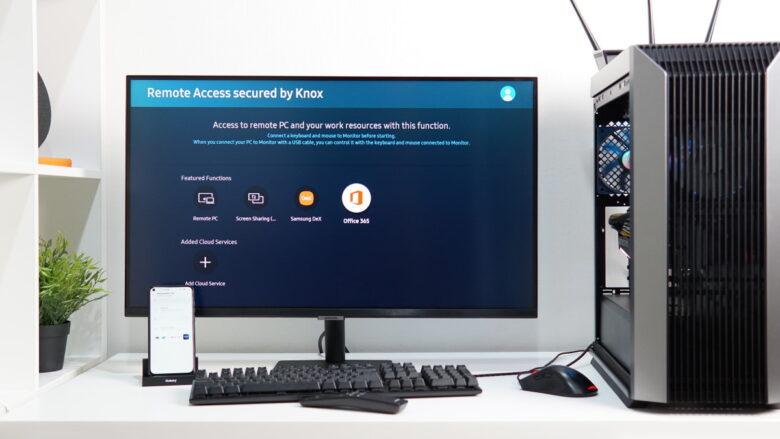 Samsung Smart Monitor M7 5