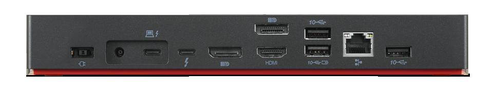 ThinkPad Thunderbolt 4 Dock 02 e1610430375804