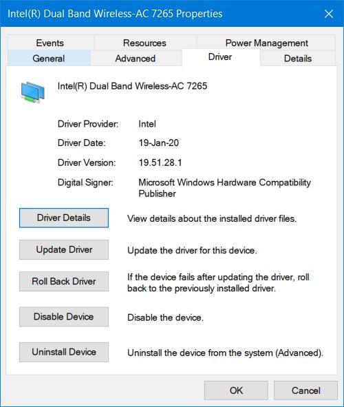 ต่อ Wi-Fi ไม่ได้บน Windows 10