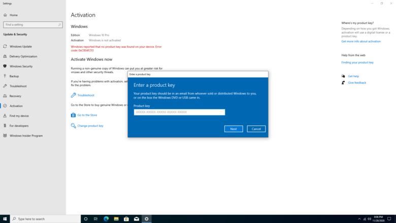 Windows 10 Installation 2021 4