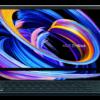 ZenBook Duo 14 UX482 Product photo 1A Celestial Blue 05 1 1 1