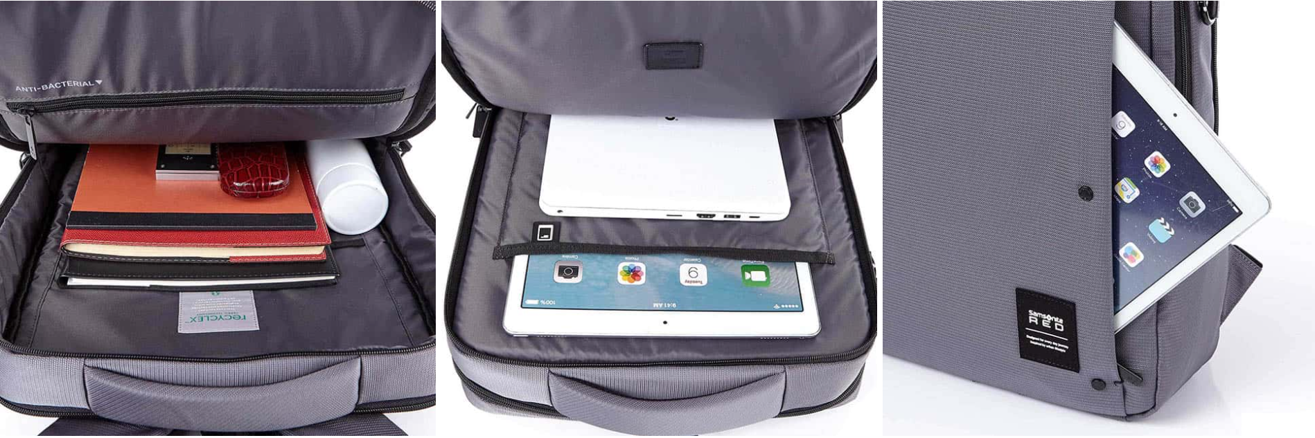 laptop inside