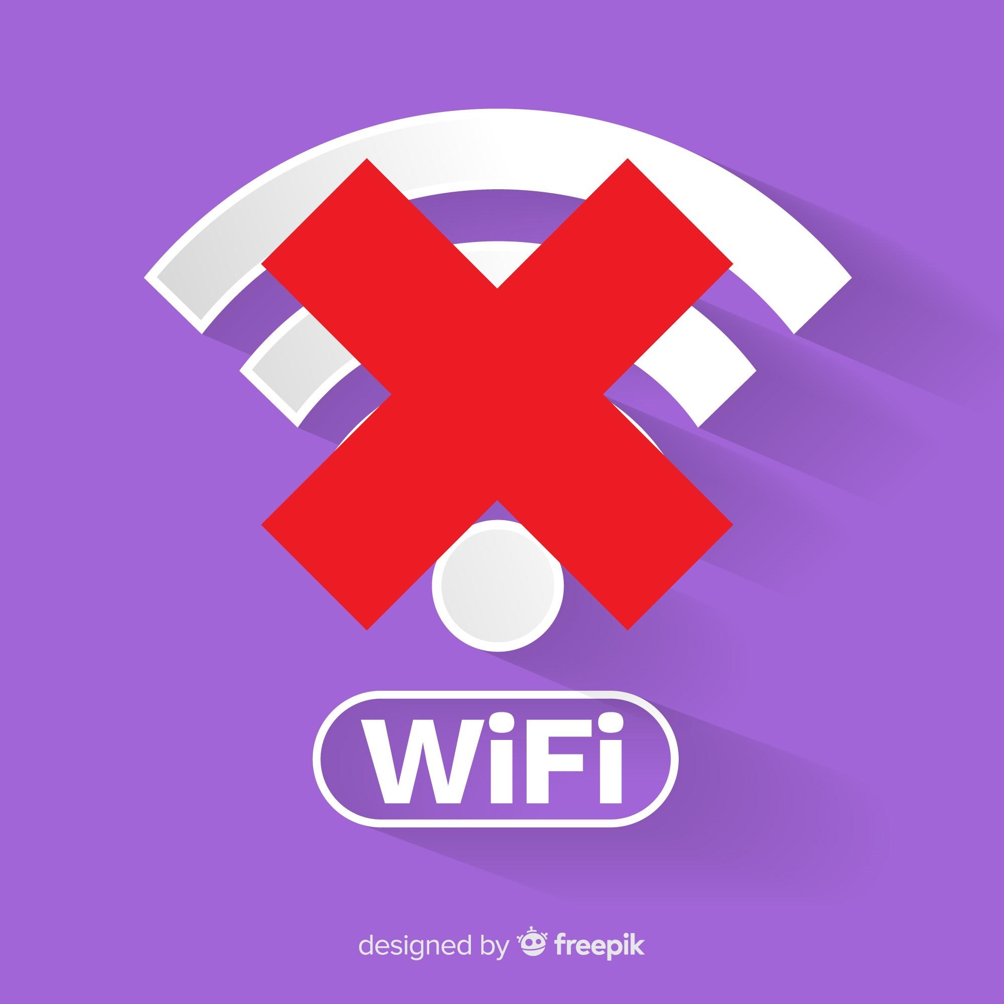 no wifi