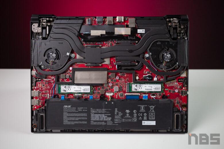ASUS GX551 Inside 1