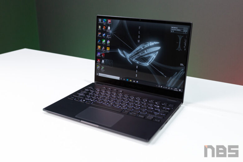 ASUS ROG Flow X13 Demo Review 11
