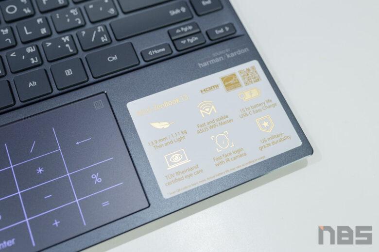 ASUS ZenBook UX325 Core i Gen 11 Review 14