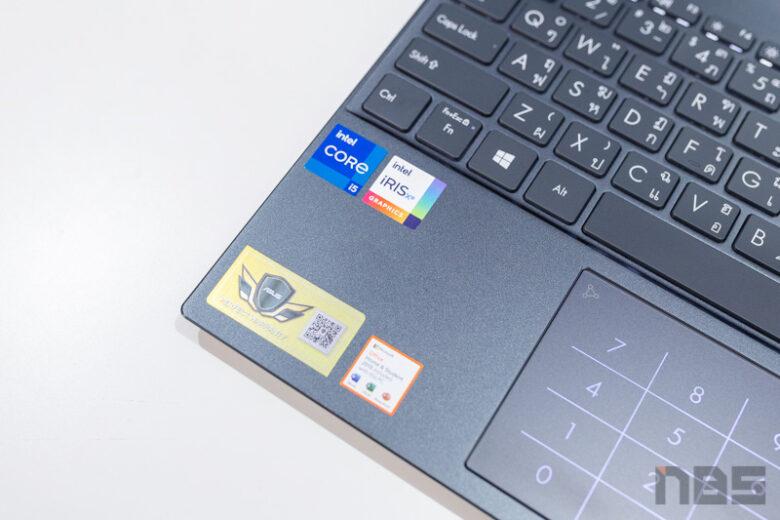 ASUS ZenBook UX325 Core i Gen 11 Review 17