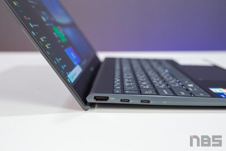 ASUS ZenBook UX325 Core i Gen 11 Review 42