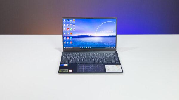 ASUS ZenBook UX325 Core i Gen 11 Top 1