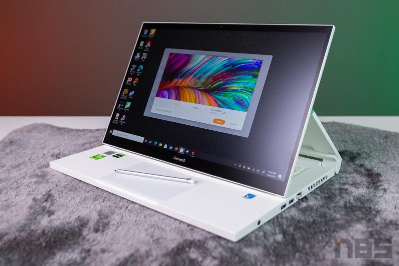 Acer ConceptD 3 Ezel Pro Review 60 1