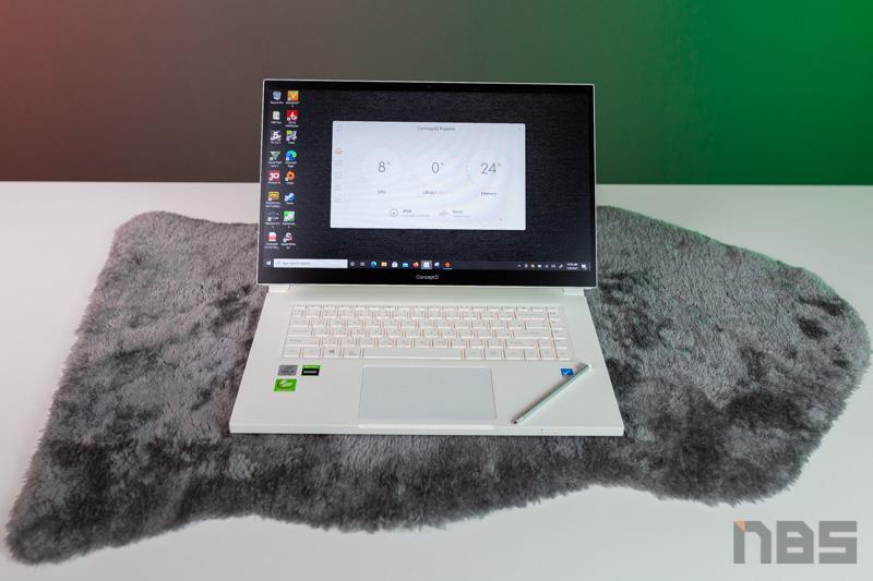 Acer ConceptD 3 Ezel Pro Review 69