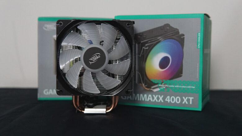 GAMMAXX 400XT 3