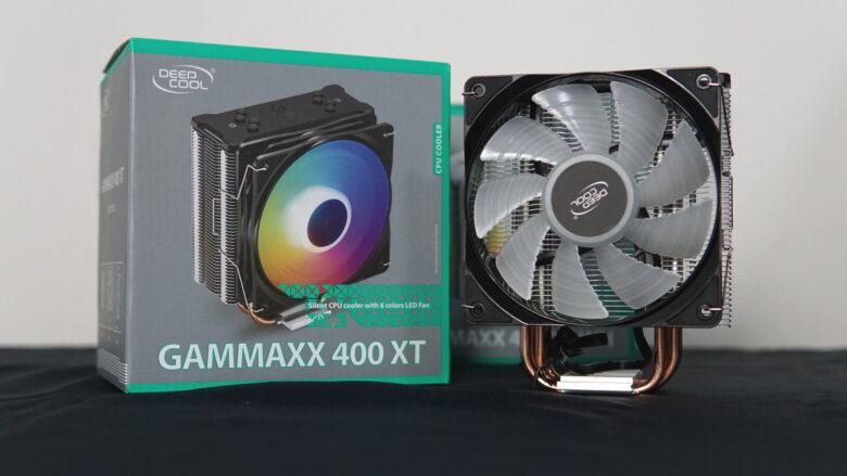 GAMMAXX 400XT 5