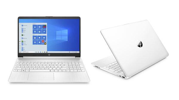 HP Notebook 15s fq2019TU Silver Content1