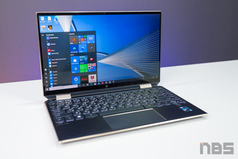 HP SPECTRE x360 i7 gen11 Review 46