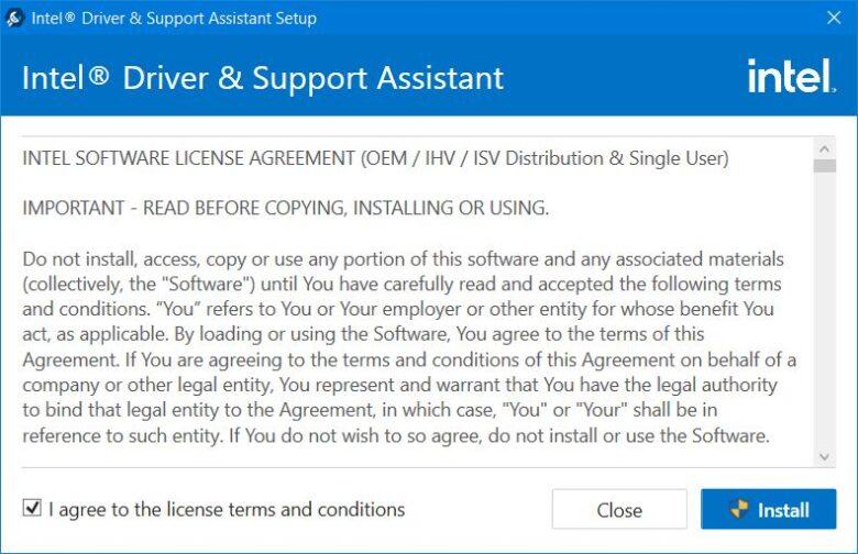 รวม Intel Driver 2021