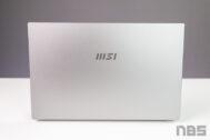 MSI Prestige 15 2021 i7 Gen11 Review 34