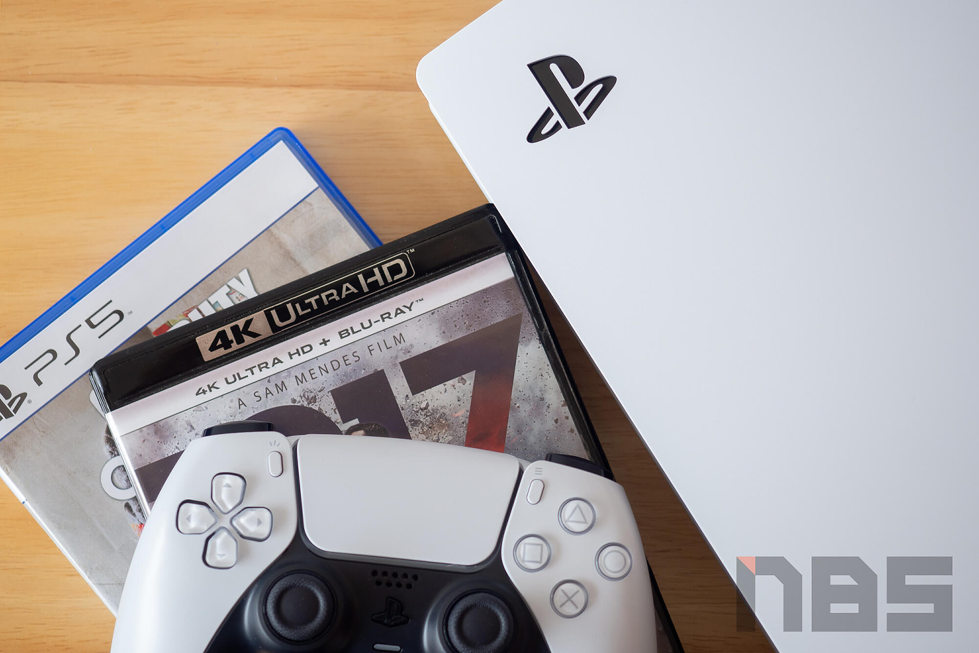 Review Sony PlayStation 5 PS5 DualSense NotebookSPEC 048