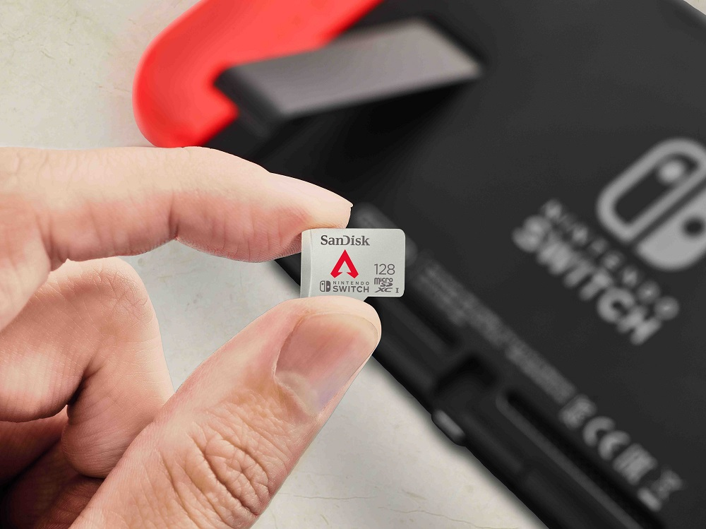 en us APEX NintendoSwitch microSD 128GB Life hand LR